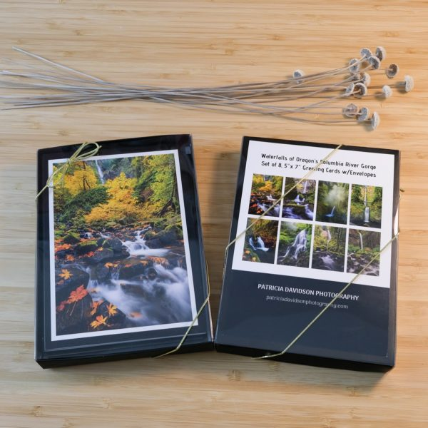 Columbia Gorge Waterfall Cards