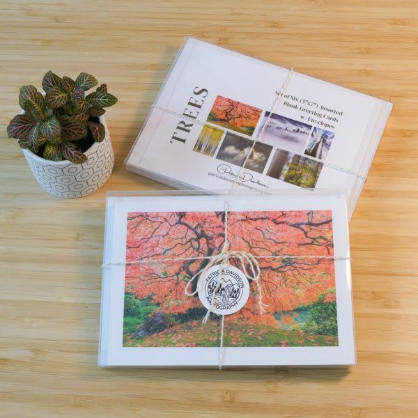 Tree Card Set