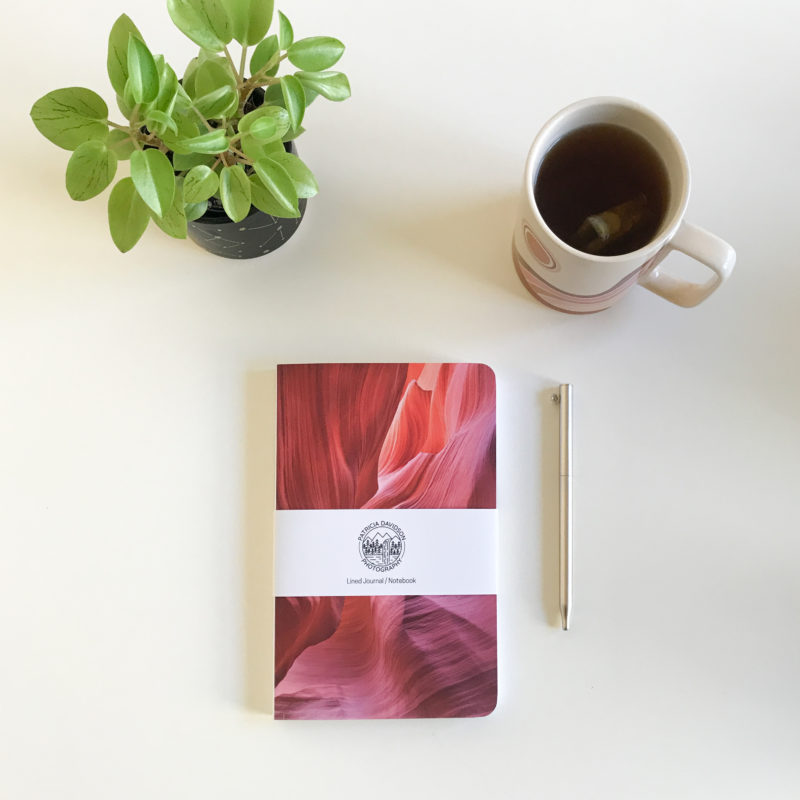 journal displayed