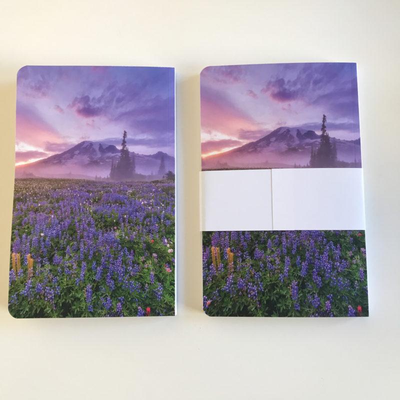 journal backs side by side