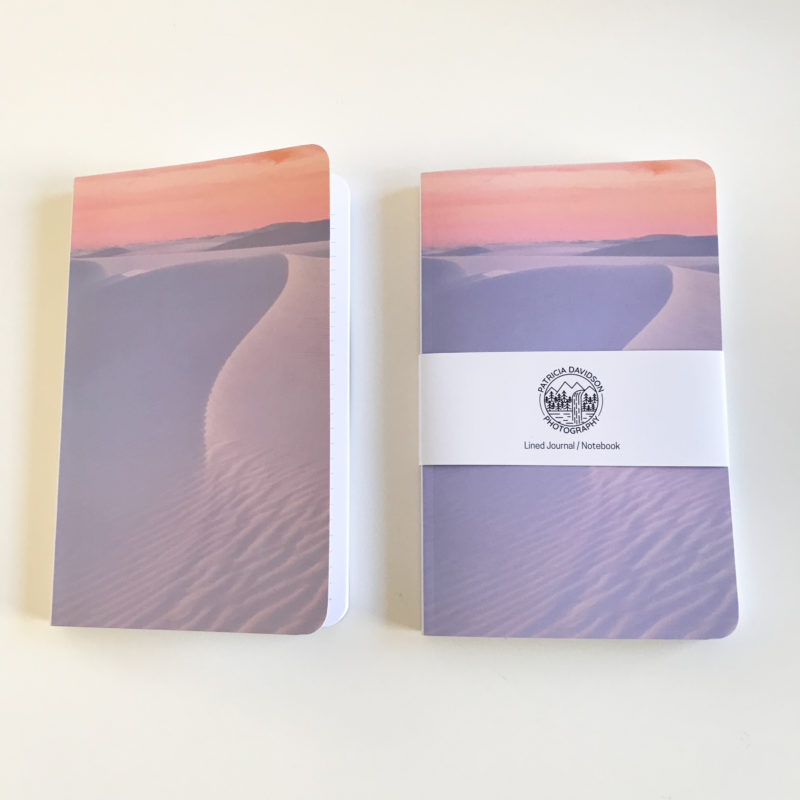 journals front view